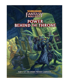 Cubicle 7 - CB7 Power Behind the Throne - Enemy Within V3