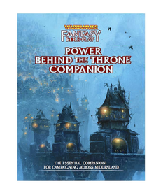 Cubicle 7 - CB7 Power Behind the Throne - Companion