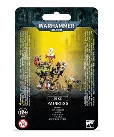 Games Workshop - GAW Orks - Painboss PRESALE 10/02/2021 NO REBATE