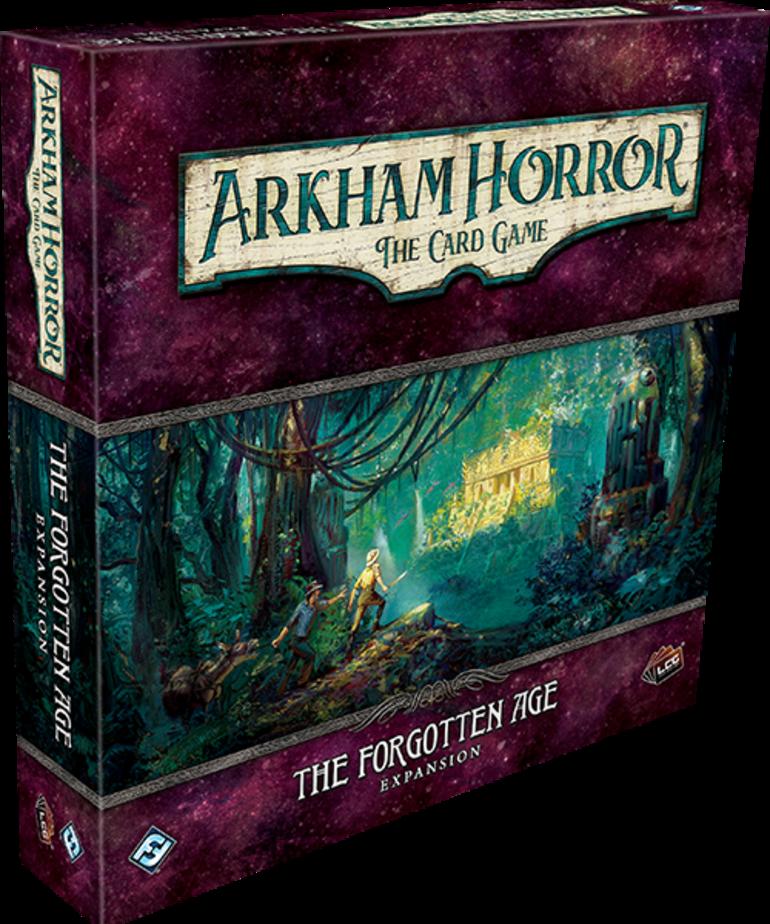 Fantasy Flight Games - FFG Arkham Horror LCG: The Forgotten Age Deluxe