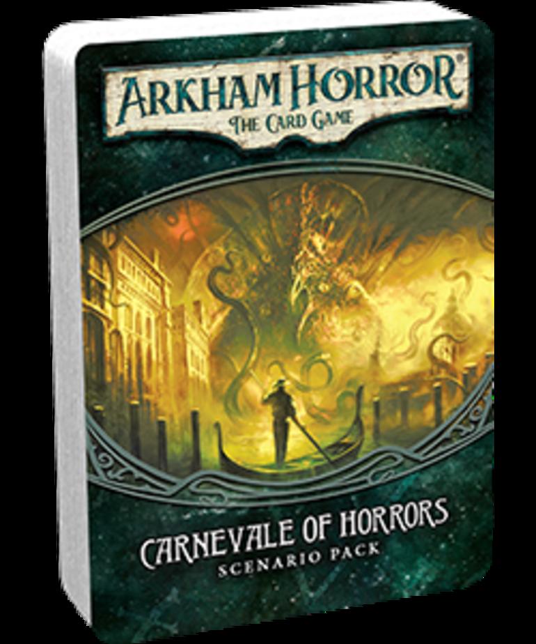 Fantasy Flight Games - FFG Arkham Horror LCG: Carnevale of Horrors