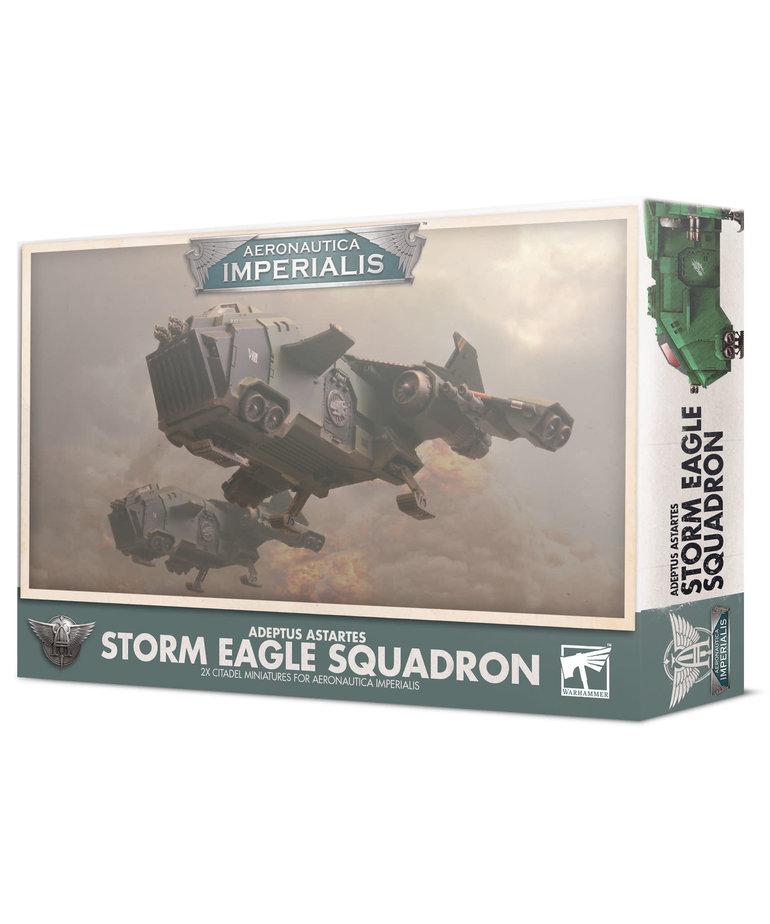 Games Workshop - GAW Aeronautica Imperialis - Adeptus Astartes - Storm Eagle Squadron NO REBATE