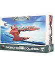 Games Workshop - GAW Aeronautica Imperialis - Asuryani Phoenix Bomber Squadron NO REBATE