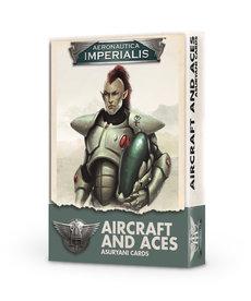 Games Workshop - GAW Asuryani - Aircraft & Aces NO REBATE