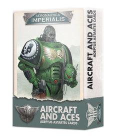 Games Workshop - GAW Adeptus Astartes - Aircraft & Aces NO REBATE