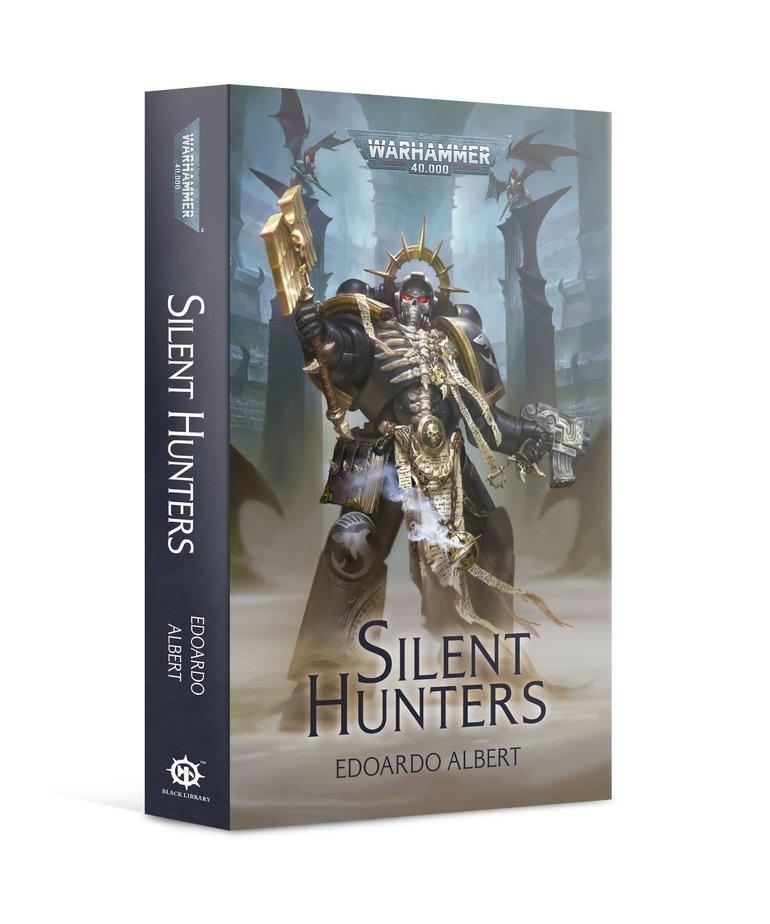 Games Workshop - GAW Black Library - Warhammer 40K - Silent Hunters NO REBATE