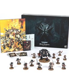Games Workshop - GAW Black Templars Army PRESALE 10/16/2021 NO REBATE