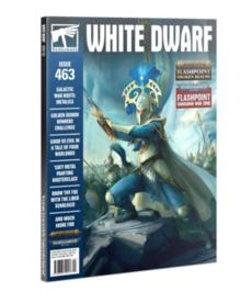 Games Workshop - GAW White Dwarf Magazine - Issue: 463: April 2021