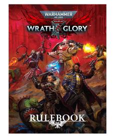Ulisses North America - ULI Warhammer 40K Roleplay - Wrath & Glory - Core Rulebook