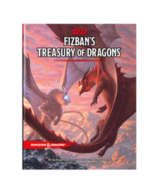 Wizards of the Coast - WOC D&D 5E - Fizban's Treasury of Dragons