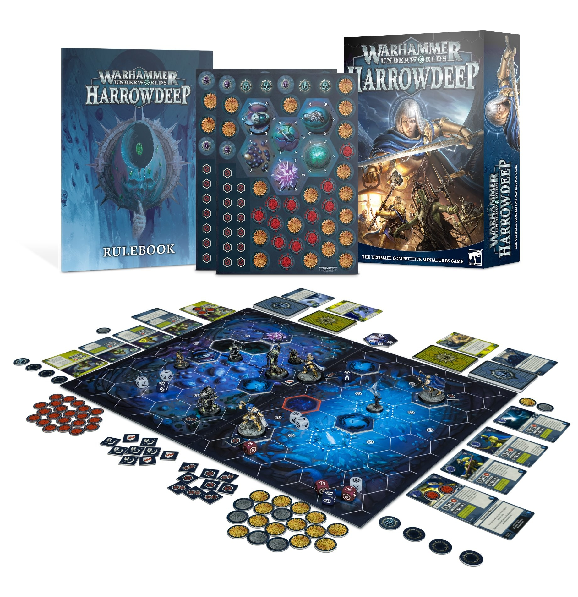 Games Workshop new releases now in stock!