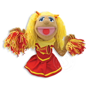 Melissa & Doug Melissa & Doug Cheerleader Puppet