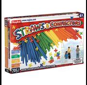 Roylco Straws & Connectors 705pcs