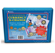 Learning Resources Currency X-Change Set CDN money