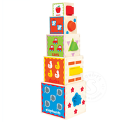 Hape Hape Pyramid of Play
