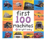 Priddy Books First 100 Trucks and Thing that Go