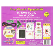 Snap Circuits Elenco Snap Circuits Upgrade Kit SC-300 to SC-750