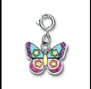 Charm It Charm It! Glitter Butterfly Charm