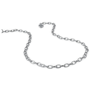 Charm It Charm It! Silver Necklace
