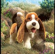 Folkmanis Folkmanis Basset Hound Puppet