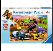 Ravensburger Ravensburger Construction Crowd Puzzle 60pcs