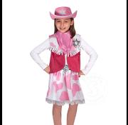 Melissa & Doug Melissa & Doug Role Play Cowgirl Dress Up