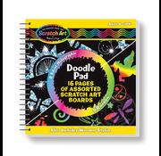 Melissa & Doug Melissa & Doug Scratch Art Doodle Pad