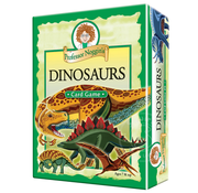 Professor Noggin's Professor Noggin's World of Dinosaurs Card Game