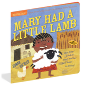 Workman Publishing Indestructibles Book Mary Had a Little Lamb
