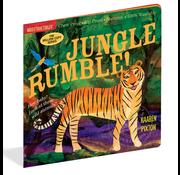 Workman Publishing Indestructibles Book Jungle Rumble