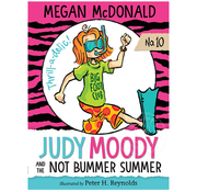 Candlewick Press Judy Moody #10: the Not Bummer Summer