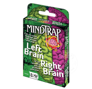 MindTrap MindTrap Left Brain Right Brain