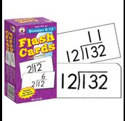 Carson Dellosa Division 0-12 Flash Cards