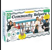 Key Education Listening Lottos Community Helpers