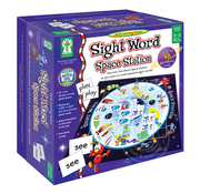 Key Education Sight Word Space Station