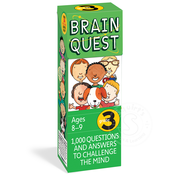 Workman Publishing Brain Quest Grade 3