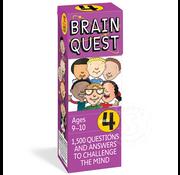 Workman Publishing Brain Quest Grade 4