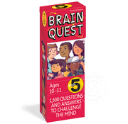 Workman Publishing Brain Quest Grade 5