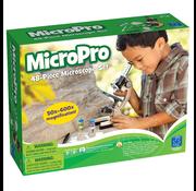 Educational Insights GeoSafari MicroPro 48pc Microscope Set