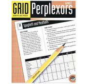 MindWare MindWare Grid Perplexors Level C
