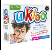 uKloo Early Reader Treasure Hunt Game