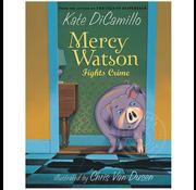 Candlewick Press Mercy Watson #3 Mercy Watson Fights Crime