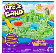 Spin Master Kinetic Sand Sandbox Set
