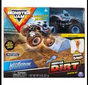 Spin Master Monster Jam Kinetic Monster Dirt