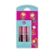 Suncoat Suncoat Girl Juicy Gloss Trio Lip Gloss Set