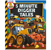 Simon & Schuster 5 Minute Digger Tales