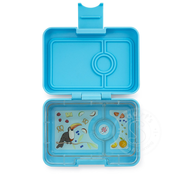 Yumbox YumBox Mini Snack 3 Compartment - Nevis Blue