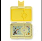 Yumbox YumBox Mini Snack 3 Compartment - Sunburst Yellow