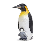 Safari Safari Emperor Penguin with Baby