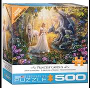 Eurographics Eurographics Princess' Garden Large Pieces Family Puzzle 500pcs